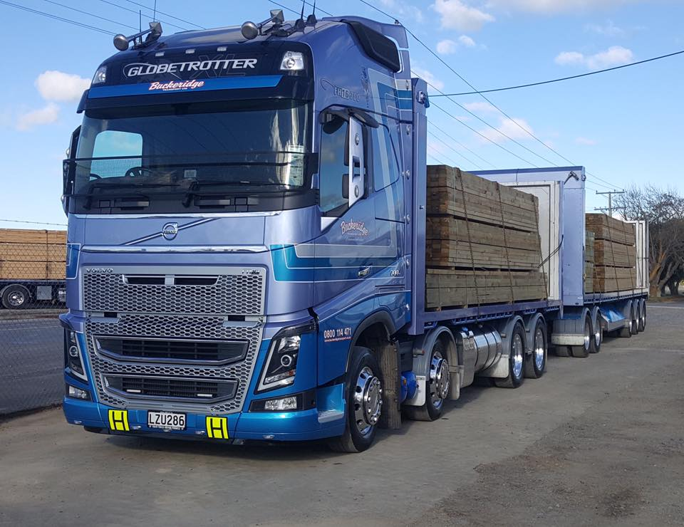 2019 Volvo FH16